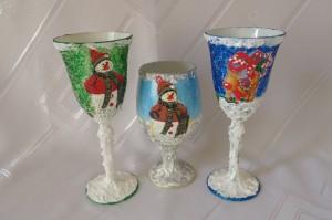 Kielichy świąteczne 3