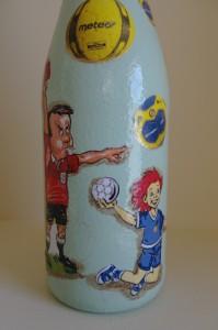 Butelka dla Kacpra- piłka ręczna 1