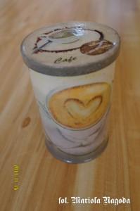 Puszka na cappuccino 2