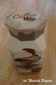 Puszka na kawę 11