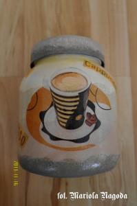 Puszka na kawę 6